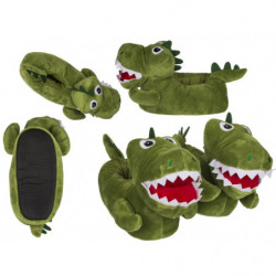 Chaussons confortable, Dinosaure,