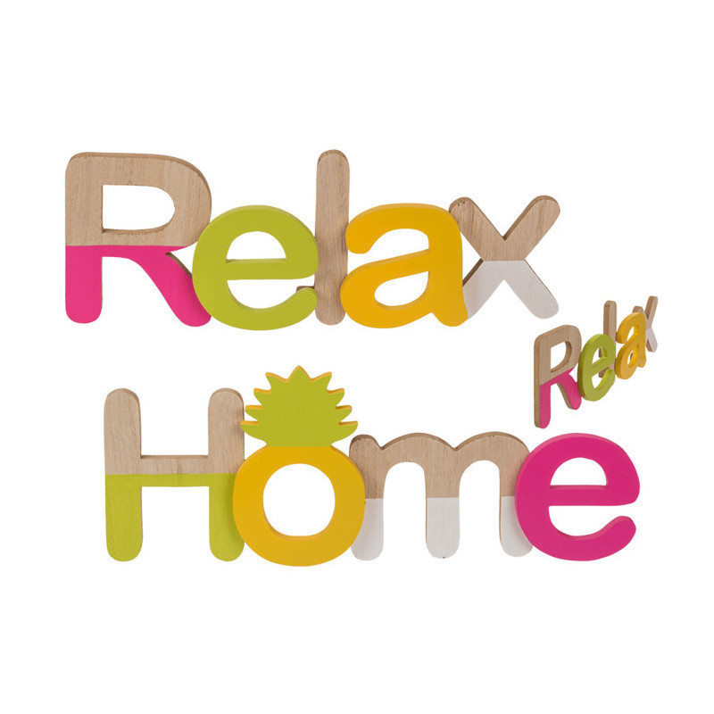 """Déco """"home & relax"""""""